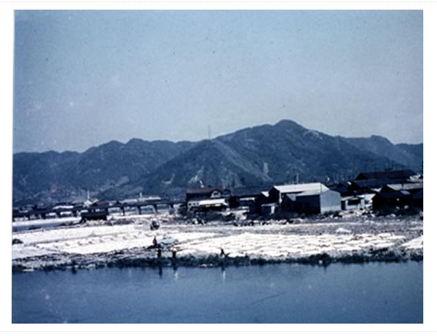 写真 6-1 乾燥風景